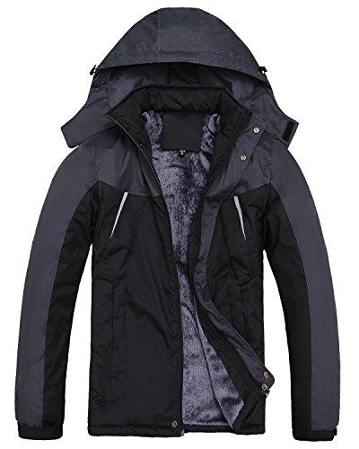 Zip Front Ski Jacket - 6