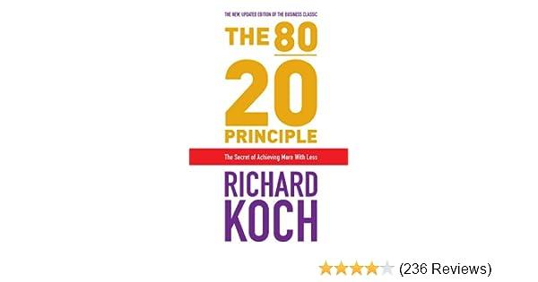 Amazon the 8020 principle ebook richard koch kindle store fandeluxe Gallery