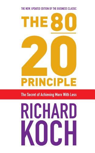 Amazon the 8020 principle ebook richard koch kindle store the 8020 principle by koch richard fandeluxe Gallery