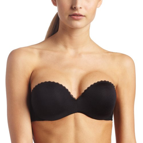 Lily of France Gel Pad Strapless Push Up Bra 2111121