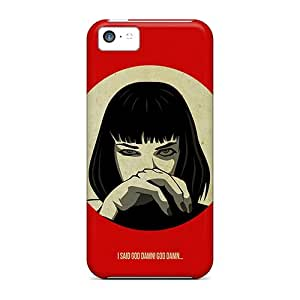 Iphone 5c Hard Cases With Awesome Look - DAk49368RdmD