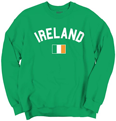 Irish Flag Sweatshirt - 8