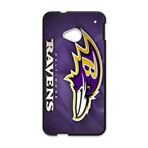 Happy Baltimore Ravens Phone Case for HTC One M7