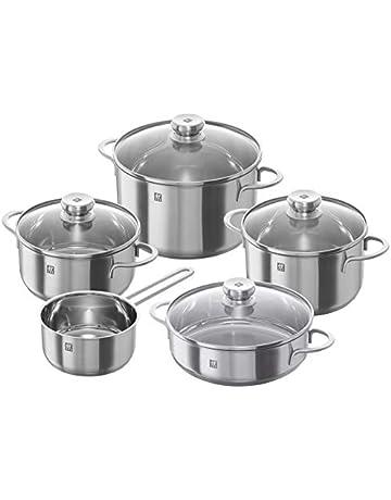 Zwilling - Batería de cocina set de 5 piezas