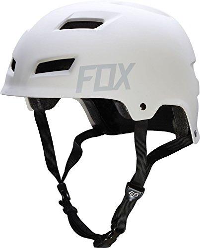 Fox Head Transition Hardshell Helmet, Matte White, Small