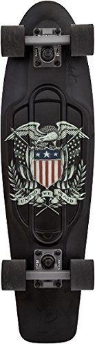 Penny Nickel Graphic Skateboard - United We Stand 27''