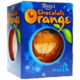 Terrys Chocolate Orange Original Ball (PACK OF 3)