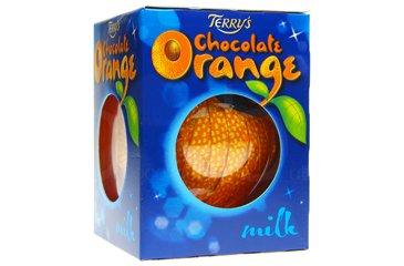 Terrys Chocolate Orange Ball (Pack Of 3) (Milk Chocolate Orange Bar)