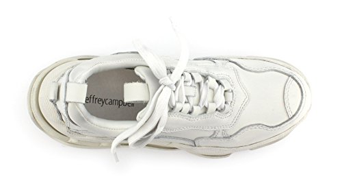 Campbell Leather LOFI Jeffrey White Sneaker 6xnUwqH