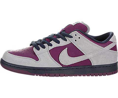 Nike SB Dunk Low Pro Men's Skateboarding Shoes - BQ6817 (9 M US, Atmosphere Grey/True ()