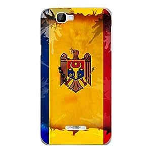 """Disagu Design Protective Case para Wiko Rainbow Funda Cover """"Moldawien"""""""