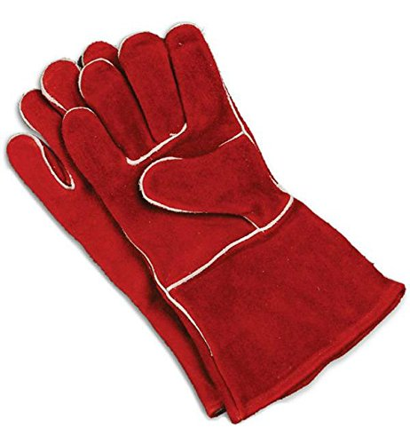 Imperial KK0159 Cowhide Leather Stove Pipe & Fireplace Gloves Universal Size by Imperial