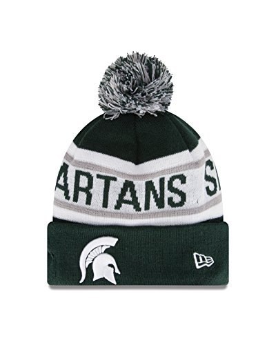 NCAA Michigan State Spartans Biggest Fan Redux Beanie