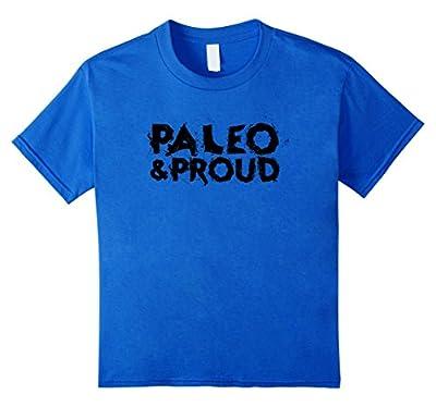 Paleo and Proud T-shirt - Paleo Diet T-shirt