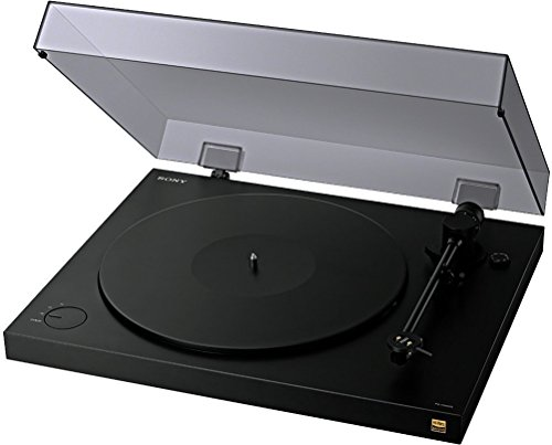 Sony-PS-HX500-Giradischi-Hi-Res-Audio-EQ-Phono-USB-Nero