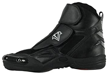 Vega Technical Gear Merge Men S Motorcycle Boots Black Size 10