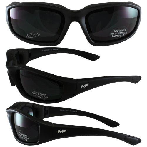 MF Payback Sunglasses (Black Frame/Super Dark ()