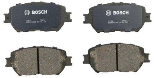 (Bosch BC908 QuietCast Premium Ceramic Front Disc Brake Pad Set)