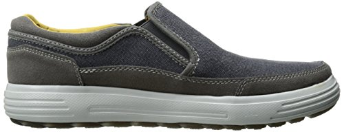 SKECHERS Skechers Mens Shoe 64945 Navy Grey