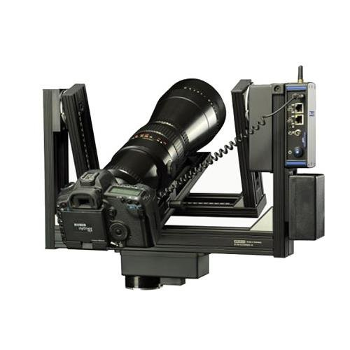 Clauss RODEON piXposer 360 Gigapixel Panoramic Head, 33.06 lb Capacity, 800mm or 2x400mm Focal Length, LAN/WLAN Web Interface Control by Clauss