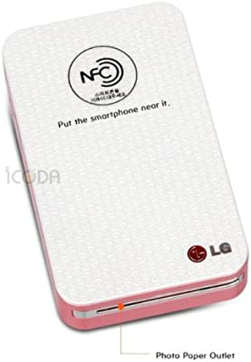 LG PD221 Popo Poket Photo Funda para Potable Mini Impresora ...