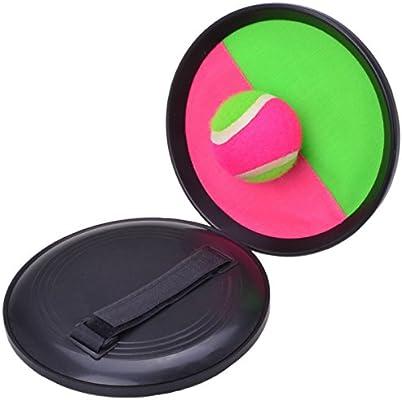 Filmer - 2052026 - Velcro Juego de Pelota En Verde / Rosa: Amazon ...