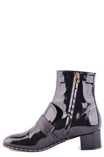 real cheap online L'Autre Chose Women's MCBI347011O Black Leather Ankle Boots 2015 for sale cheap view rVvtQZe
