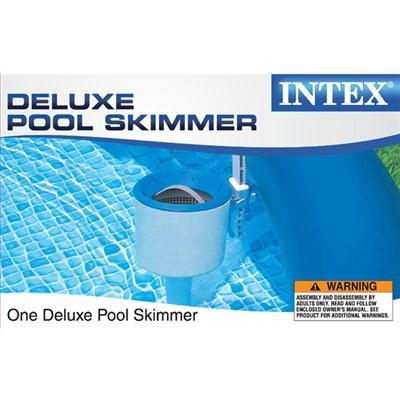 Above Ground Pool Deluxe Wall Mount Automatic Skimmer (Above Ground Automatic Swimming Pool)