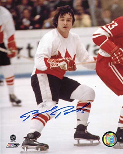 Brad Park Autographed Team Canada 8x10 Photo