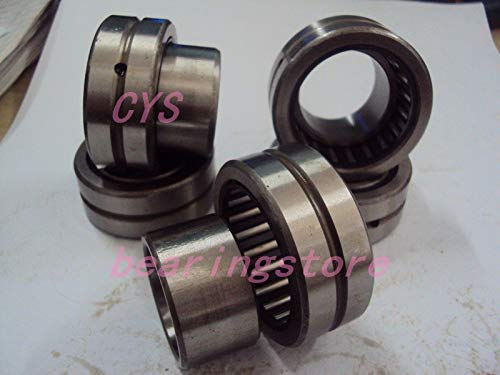 Fevas NKI NA Series 42x57x20 NKI42/20 Needle Bearing with Inner Ring + ()