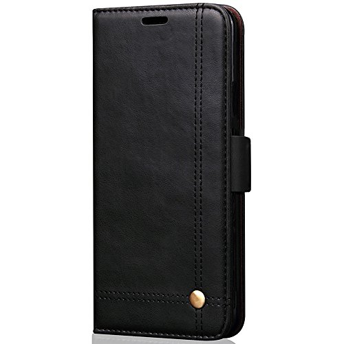 Samsung Galaxy Note8 Case, Moyooo Galaxy Note 8 Leather Wallet Case With Card Holder Magnetic Folio Flip Note8 Case