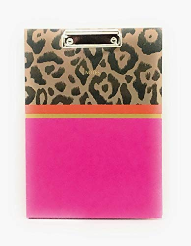 Pink Light Design Elegant Stylish Clipboard Padfolio/Size 12.5