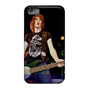 Durable Hard Cell-phone Cases For Iphone 6 With Customized Realistic Asking Alexandria Band Image AlainTanielian