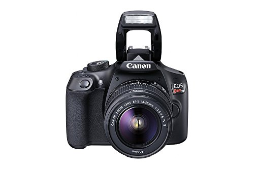 Canon EOS Rebel T6 Digital SLR Camera Kit with EF-S 18-55mm f/3.5-5.6 IS II Lens, Built-in WiFi and NFC - Black (Certified Refurbished) Canon EOS Rebel T6 Digital SLR Camera Kit with EF-S 18-55mm f/3.5-5.6 IS II Lens, Built-in WiFi and NFC – Black (Certified Refurbished) 41 2BD7aG7KDL