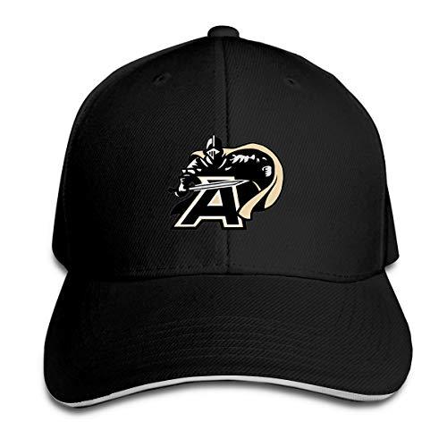 (Army West Point Black Knights Teams Logo Unisex Adjustable Sandwich Cap Baseball Cap Casquette)