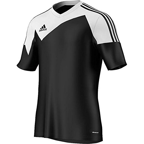 e6ad56160f62 Amazon.com  adidas Men s Toque 13 Black White Jersey  Sports   Outdoors