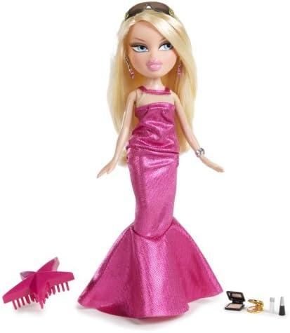 Amazon Com Bratz The Fashion Show Evening Wear Collection Cloe Toys Games