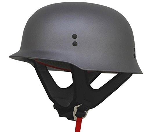 AFX FX-88 Solid Helmet , Distinct Name: Frost Gray, Gender: Mens/Unisex, Helmet Category: Street, Helmet Type: Half Helmets, Primary Color: Gray, Size: Lg 0103-1079 Afx Street Helmet