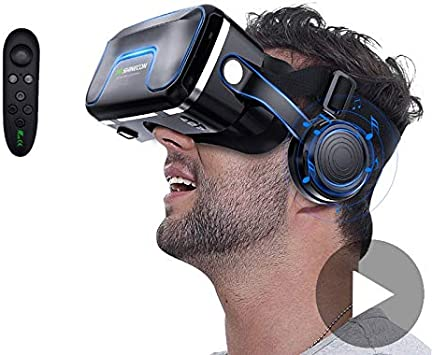XIWAN VR 10,0 Casque Casco de Gafas 3D de Realidad Virtual de ...