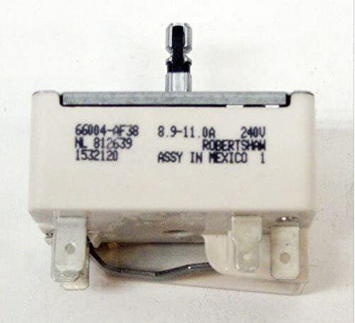 FSP WHIRLPOOL RANGE INFINITE CONTROL SWITCH 316021500 QE214311