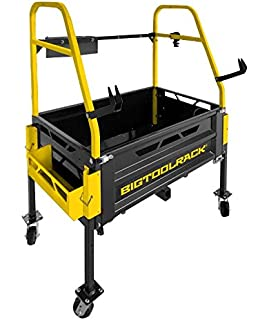 Amazon com : Bigtoolrack Ultimate Rack Tractor Attachment