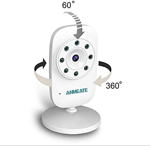 ANMEATE Add-On Camera for SM24 Baby Monitor