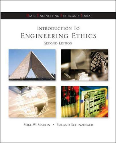 Introduction to Engineering Ethics (Basic Engineering...