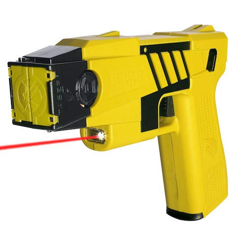 TASER M26C Shooting Stun Gun Yellow w/ Targeting Laser