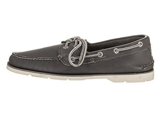 Sperry Top-Sider Men's Leeward Boat Shoe Grey clearance excellent outlet official big discount cheap online cheap footaction tW0tjP