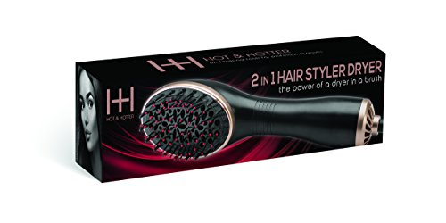 Annie Hot & Hotter 2 in 1 Hair Styler Dryer