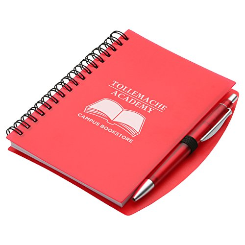 150 Personalized Hardcover Notebook & Pen Set Printed With Your Logo Or Message by Ummah Promotions (Image #6)