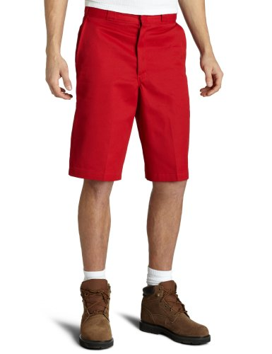 Sport Homme Work Rouge De english Red pocket Multi Short Dickies XnOZHTF