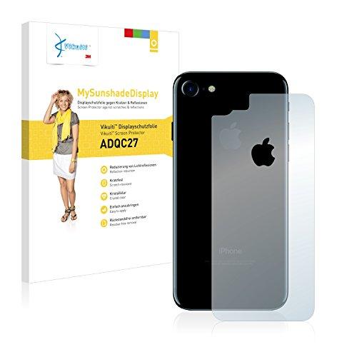 Vikuiti Pellicola Protettiva Schermo ADQC27 da 3M per Apple iPhone 7 Posteriore (totale + LogoCut)