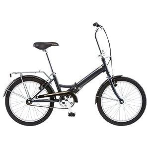 Schwinn 14 Hinge Folding Bike, 20 Inch/Medium, Grey